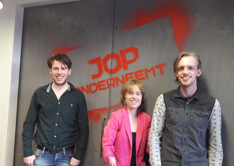 JOP Onderneemt met rechts Guus Puylaert
