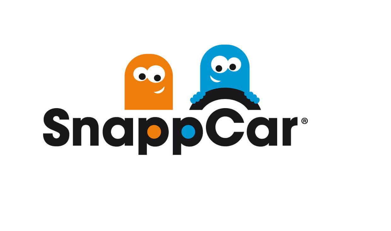 Logo Snappcar - Driven by Purpose