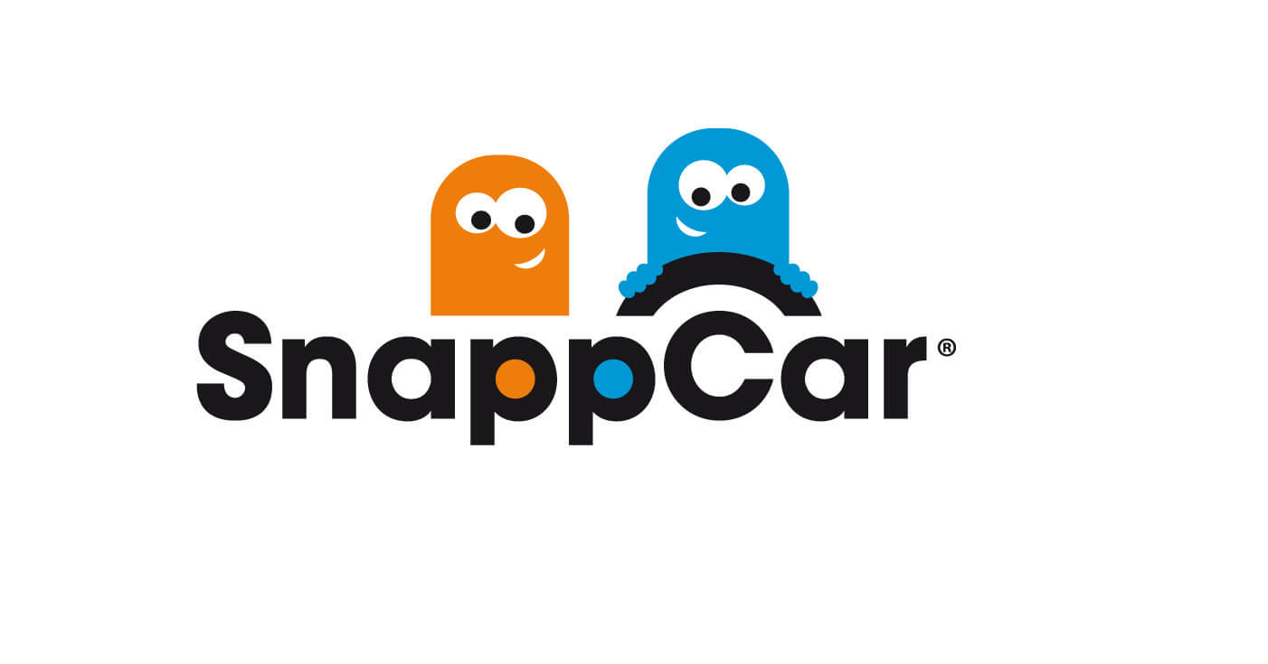 Logo Snappcar - Driven by Purpose