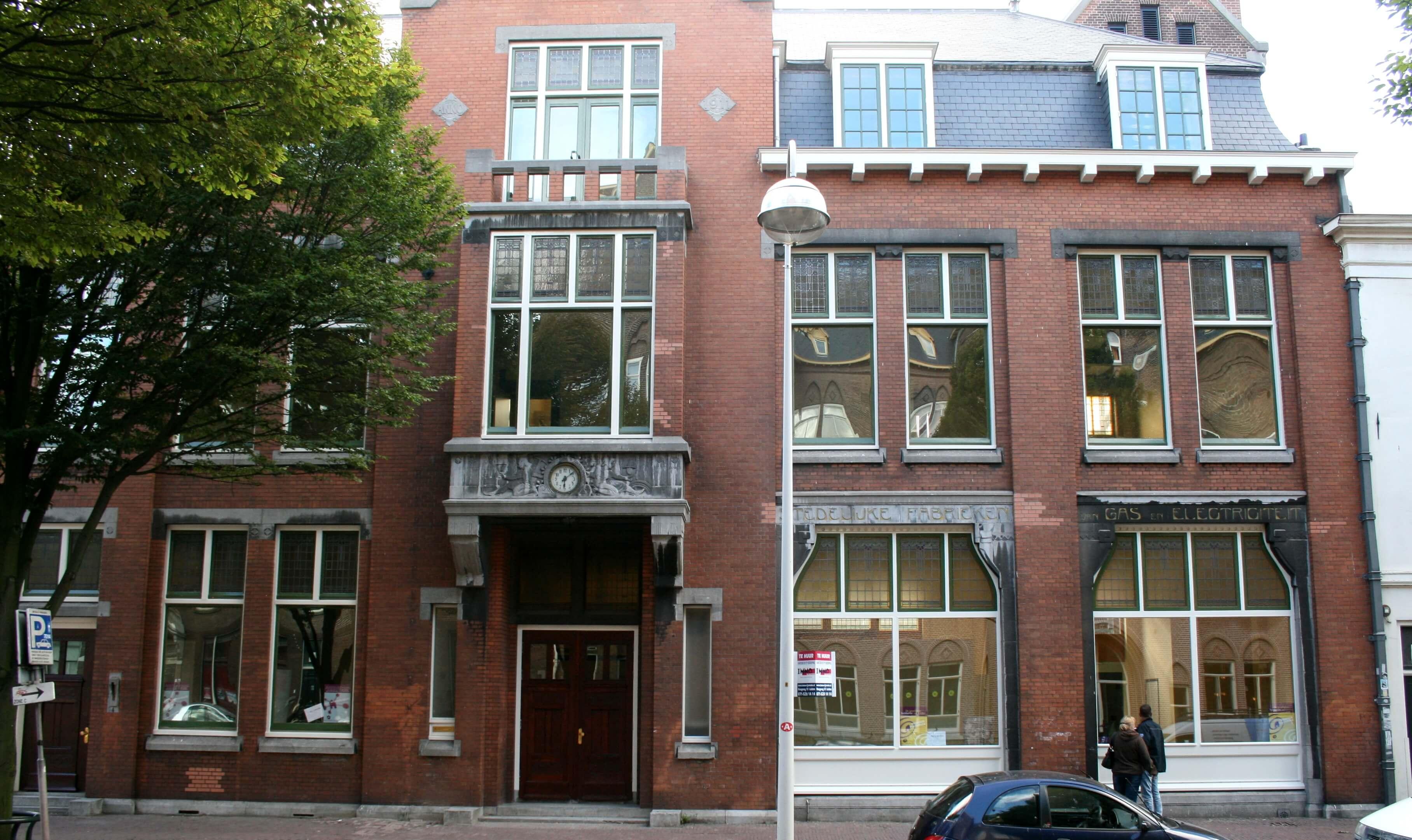 Inloophuis Psychiatrie Leiden