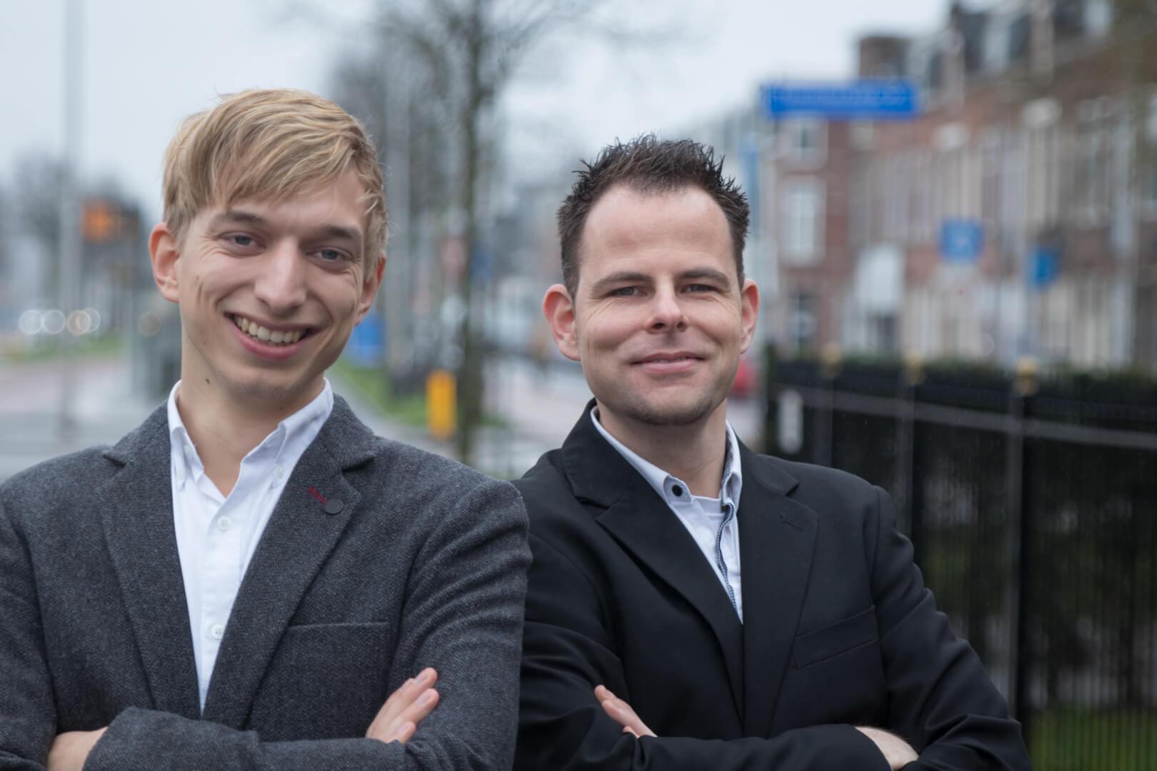 Hylke van der Wal en Rutger van Weeren: Samen meer impactjournalistiek over sociaal ondernemerschap