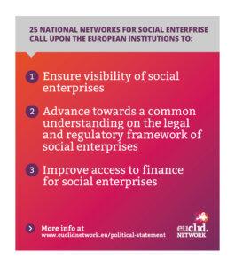 Euclid Social Actions